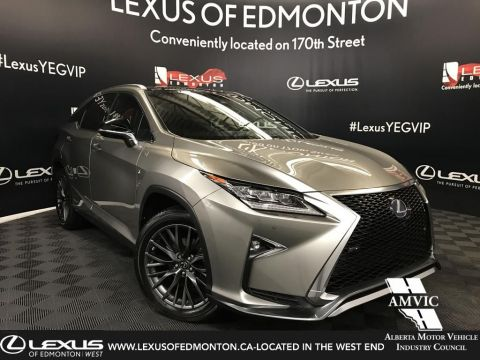 Certified Pre-Owned 2017 Lexus RX 450h F Sport Series 3