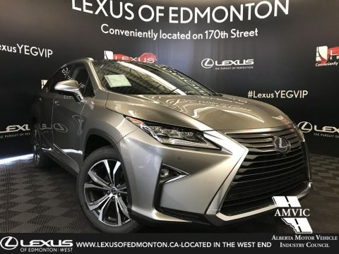 New 2019 Lexus RX 450H Executive Package