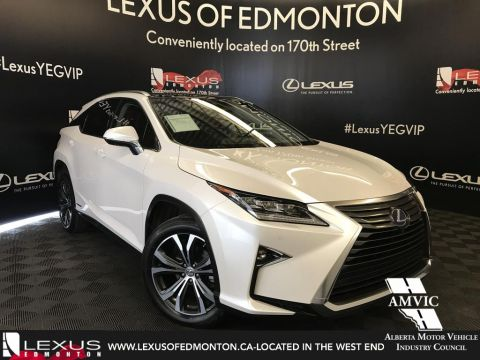 Certified Pre-Owned 2016 Lexus RX 450h Executive Plus Package