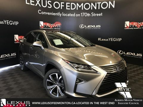Pre-Owned 2018 Lexus RX 450H DEMO UNIT - EXECUTIVE PACKAGE