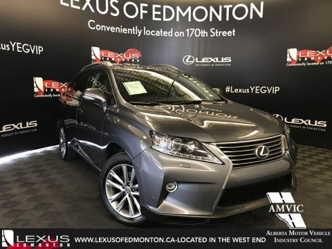 Certified Pre-Owned 2015 Lexus RX 350 Technology Package