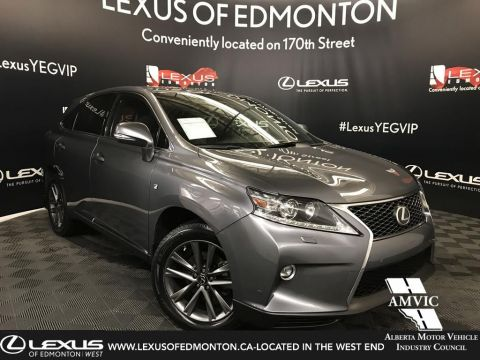 Pre-Owned 2015 Lexus RX 350 F Sport Package