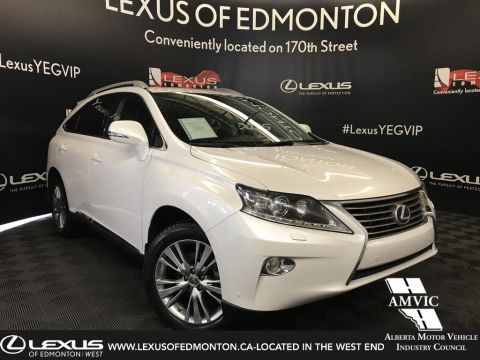Pre-Owned 2013 Lexus RX 350 Ultra Premium Package 1