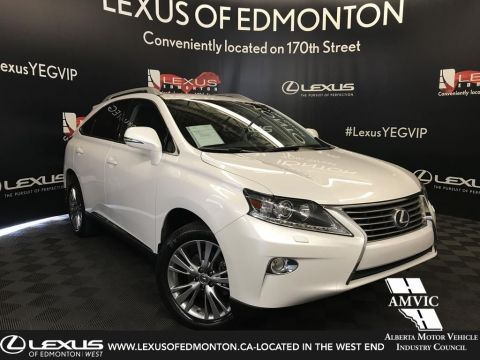 Pre-Owned 2013 Lexus RX 350 Touring Package