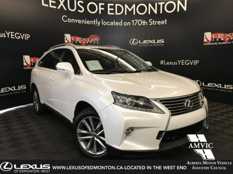 Pre-Owned 2015 Lexus RX 350 Technology Package