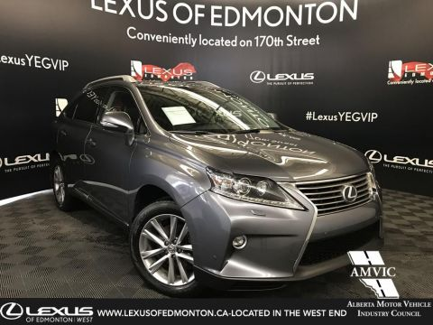 Pre-Owned 2015 Lexus RX 350 Touring Package