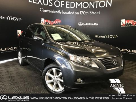 Pre-Owned 2010 Lexus RX 350 Touring Package