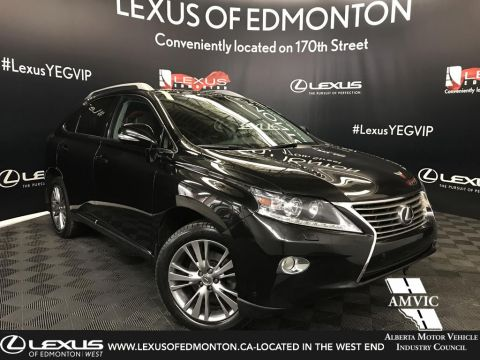 Pre-Owned 2013 Lexus RX 350 Ultra Premium Package 2 w/ BSM