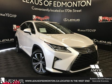 Certified Pre-Owned 2017 Lexus RX Luxury Package