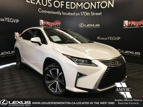Certified Pre-Owned 2017 Lexus RX 350 Executive Package