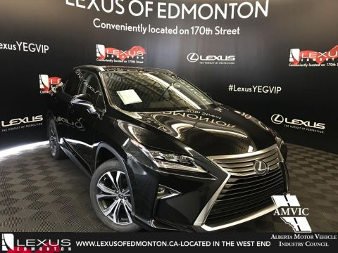 Pre-Owned 2018 Lexus RX 350 DEMO UNIT - LUXURY PACKAGE