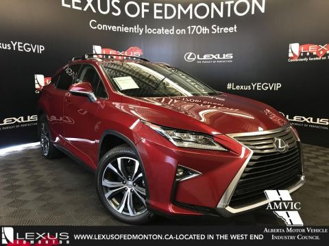 Certified Pre-Owned 2016 Lexus RX 350 Luxury Package