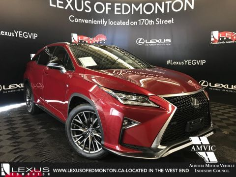 Certified Pre-Owned 2017 Lexus RX 350 F Sport Series 3