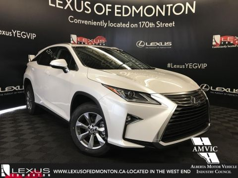 Pre-Owned 2018 Lexus RX 350 DEMO UNIT - STANDARD PACKAGE