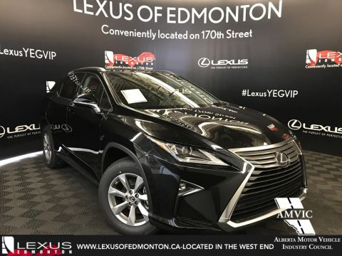 New 2018 Lexus RX 350 Standard Package