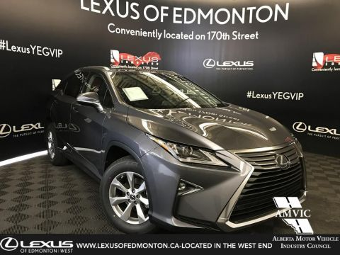 New 2019 Lexus RX 350 Standard Package