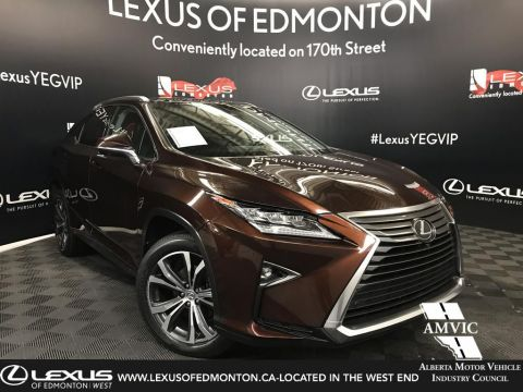 Certified Pre-Owned 2016 Lexus RX 350 Executive Package