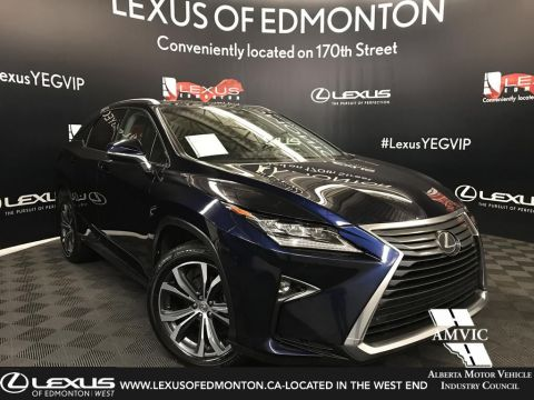 Certified Pre-Owned 2017 Lexus RX 350 Luxury Package