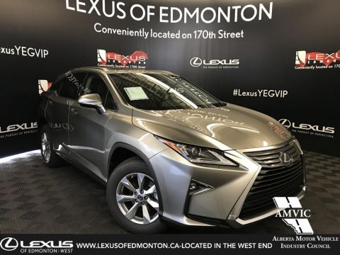 New 2019 Lexus RX 350 Navigation Package