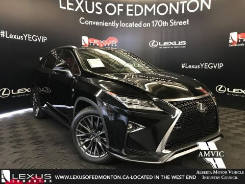 Certified Pre-Owned 2016 Lexus RX 350 F Sport Series 3
