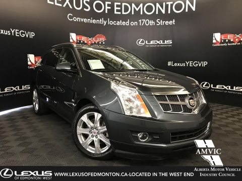 Pre-Owned 2011 Cadillac SRX 2.8T Performance