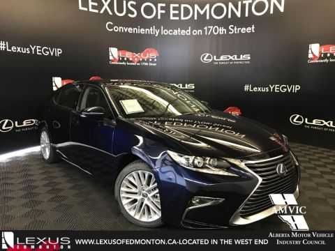Pre-Owned 2017 Lexus ES 350 DEMO UNIT - EXECUTIVE PACKAGE