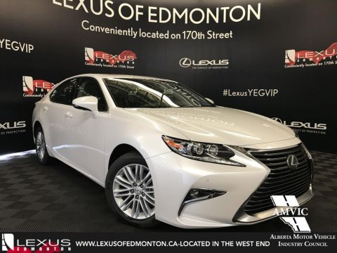 Pre-Owned 2018 Lexus ES 350 DEMO UNIT - STANDARD PACKAGE