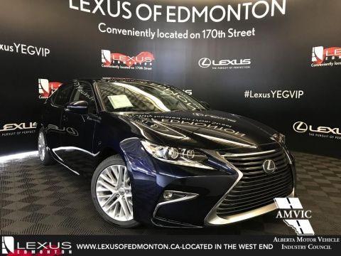 Pre-Owned 2018 Lexus ES 350 DEMO UNIT - EXECUTIVE PACKAGE