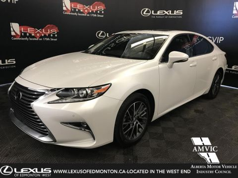 Certified Pre-Owned 2018 Lexus ES350 Touring Package