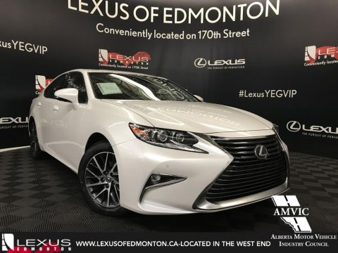 Pre-Owned 2018 Lexus ES 350 DEMO UNIT - TOURING PACKAGE