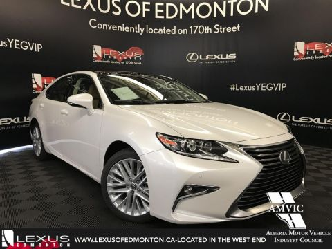 New 2018 Lexus ES 350 Executive Package