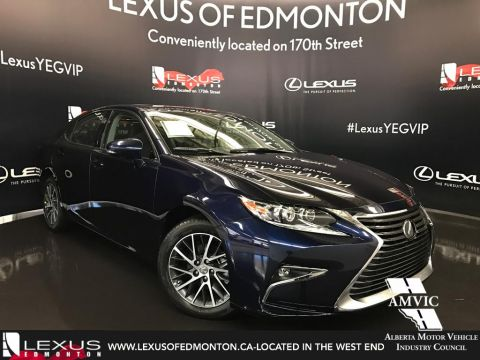 Pre-Owned 2017 Lexus ES 350 DEMO UNIT - TOURING PACKAGE