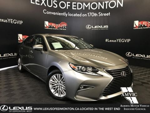 Certified Pre-Owned 2018 Lexus ES350 Standard Package