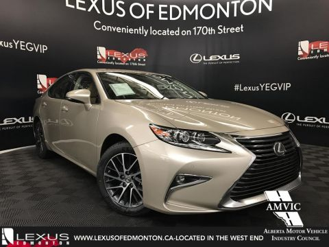 New 2018 Lexus ES 350 Touring Package