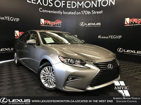 Certified Pre-Owned 2016 Lexus ES 350 Standard Package