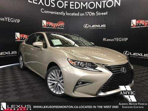 New 2018 Lexus ES Executive Package