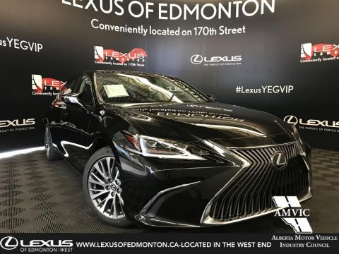 New 2019 Lexus ES 350 Luxury Package