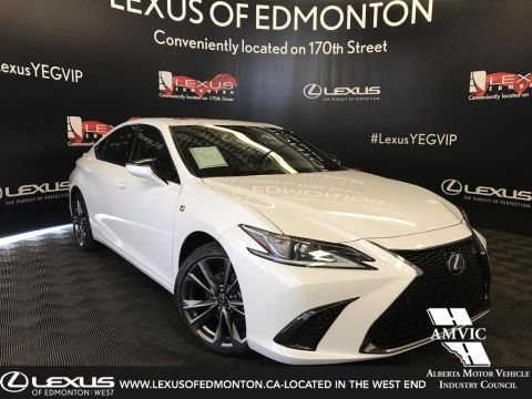 New 2019 Lexus ES 350 F Sport Series 1
