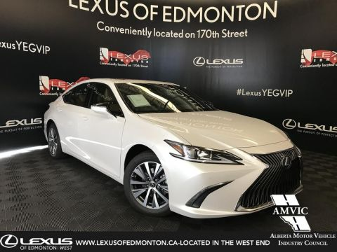 New 2019 Lexus ES 350 Premium Package