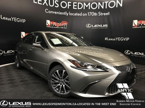 New 2019 Lexus ES 300H Luxury Package