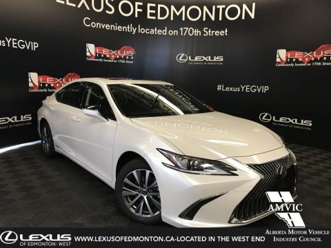 New 2019 Lexus ES 300H Premium Package