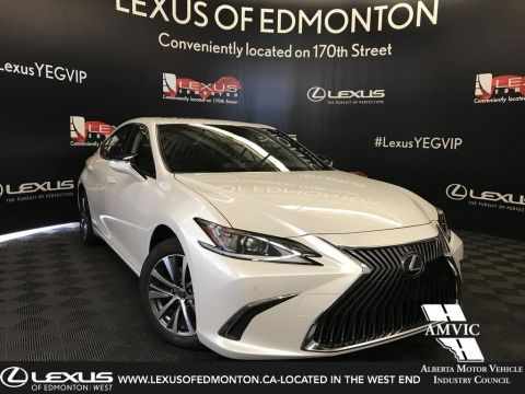 Pre-Owned 2019 Lexus ES 300H DEMO UNIT - PREMIUM PACKAGE