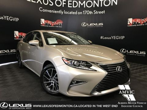 Certified Pre-Owned 2016 Lexus ES 350 Touring Package