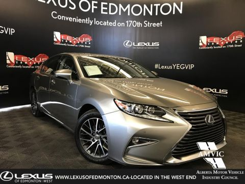 Certified Pre-Owned 2017 Lexus ES 350 Touring Package