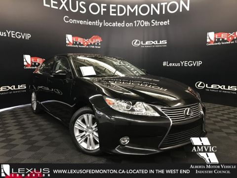 Pre-Owned 2014 Lexus ES 350 Leather & Navigation Package