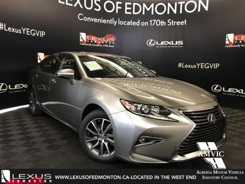 Pre-Owned 2018 Lexus ES 300h DEMO UNIT - STANDARD PACKAGE