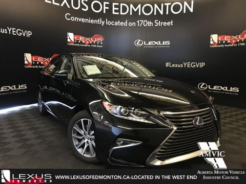 New 2018 Lexus ES 300h Executive Package