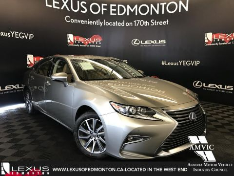 Pre-Owned 2017 Lexus ES 300h DEMO UNIT - TOURING PACKAGE
