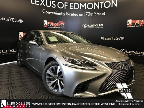 New 2018 Lexus LS 500 Standard Package