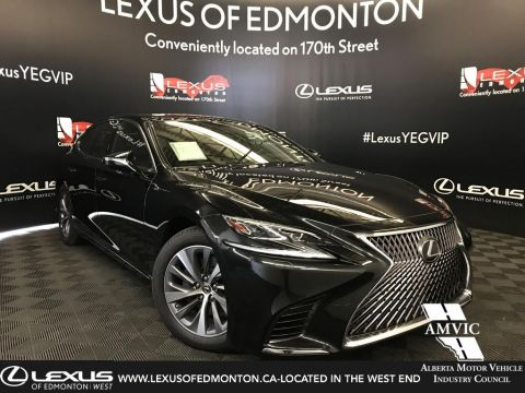 New 2018 Lexus LS 500 Upgrade Package